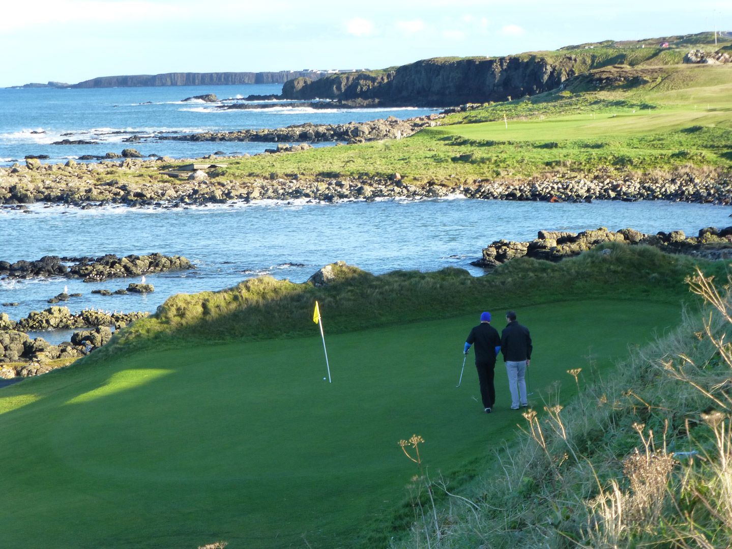 Old-course-3rd_Porstewart-Golf-Club