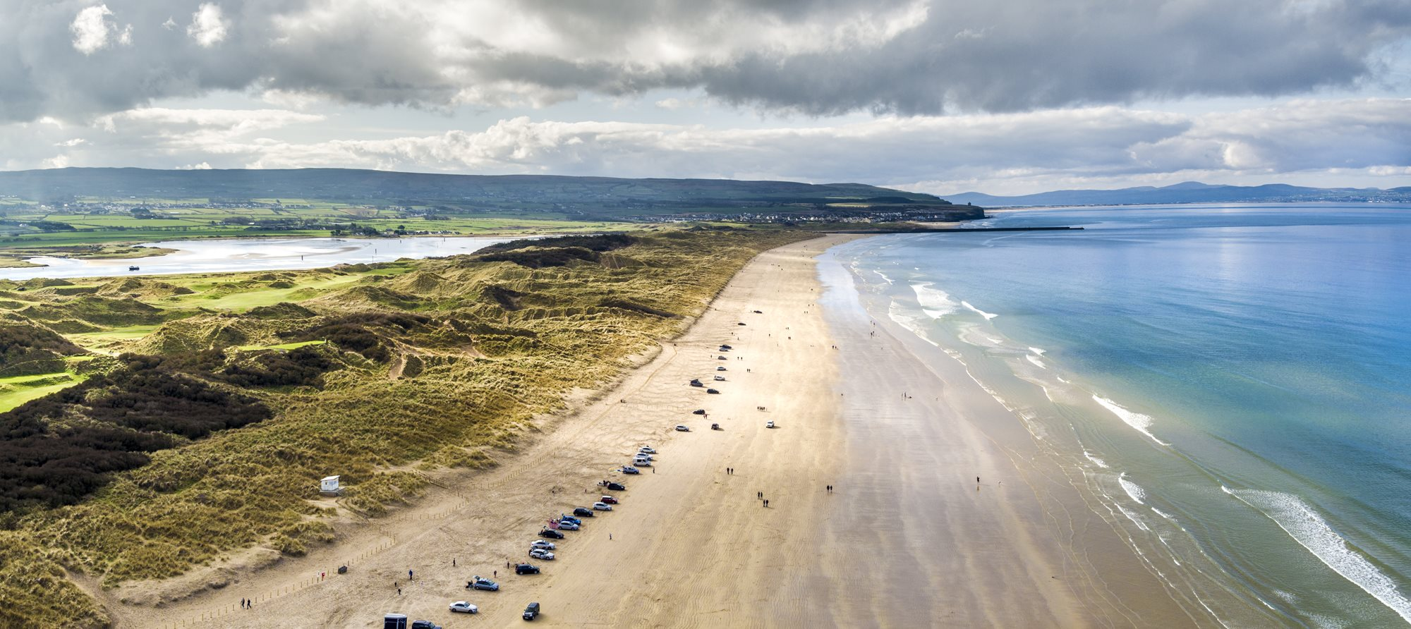 32754_Aerial View of Portstewart Beach
