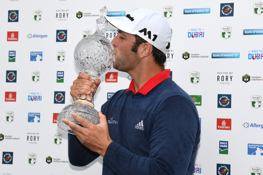 Jon Rahm - 2017 DDF Irish Open Winner